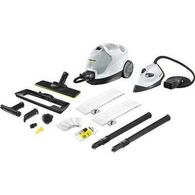Пароочиститель Karcher SC 4 EasyFix Premium Iron Kit, white (1.512-482.0)