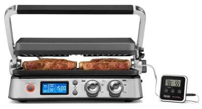 Электрогриль DeLonghi CGH1012D.SP steak expert