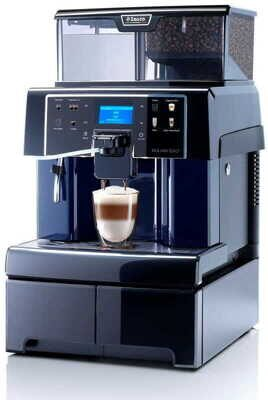 Кофемашина Saeco Aulika Evo Top High Speed Cappuccino Ri (с подключением к воде)